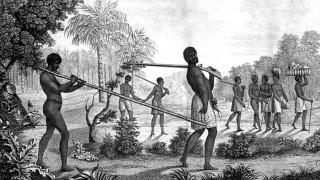 """Capítulo 3: """"El tráfico negrero, los que poblaron por la fuerza"""" - Inmigrantes de papel - DelSol 99.5 FM"""
