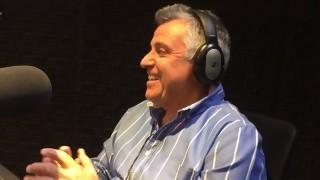 Wilmar Valdez se animó a relar en Locos por el Fútbol - Audios - DelSol 99.5 FM