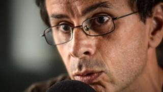 """""""Nan un mes después de ser golpeada"""" - Leo Barizzoni - DelSol 99.5 FM"""