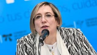 """Directora de Secundaria: """"No tengo ninguna herramienta coercitiva, apelo a la responsabilidad social"""" - Entrevistas - DelSol 99.5 FM"""
