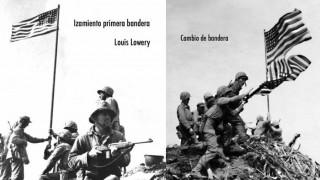 "Joe Rosenthal: ""Alzando la bandera en Iwo Jima"" 1945 - Leo Barizzoni - DelSol 99.5 FM"