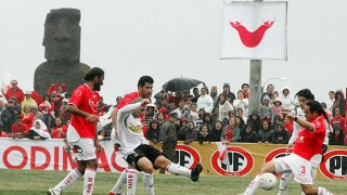 ¿Cómo es el fútbol en la Isla de Pascua?  - Informes - DelSol 99.5 FM