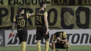 Peñarol y la barrera de octavos en la Sudamericana - Informes - DelSol 99.5 FM