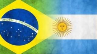 Si hay que elegir entre Argentina o Brasil, ¿cuál elegís? - Si me das a elegir - DelSol 99.5 FM