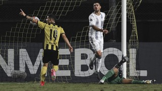 Peñarol 4 - 1 Cerro Largo  - Replay - DelSol 99.5 FM
