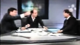 """""""¡Te grabé, MENTIROSO!"""": Bordaberry vs. Michelini  - Carne con Ojos - DelSol 99.5 FM"""