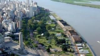 Pablo está enamorado de la ciudad de Rosario - La Charla - DelSol 99.5 FM
