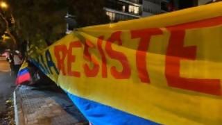 Colombia resiste en Uruguay - Carne con Ojos - DelSol 99.5 FM
