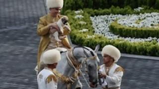 Escrito sorpresa sobre Turkmenistán - Jodidos de columna - DelSol 99.5 FM