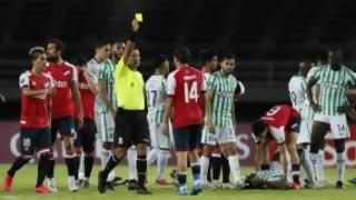 La Conmebol y su empatía: qué pasa en Colombia y por qué la pelota siguió rodando - Arranque - DelSol 99.5 FM