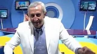 El Toto tomó el timón del programa y contó su consejo a Batistuta - Deporgol - DelSol 99.5 FM
