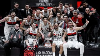 "Santander: ""Llegar a un equipo con jugadores ganadores fue fundamental"" - Alerta naranja: basket - DelSol 99.5 FM"
