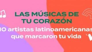 ¿Cuáles son las artistas latinas más influyentes? - Musica nueva - DelSol 99.5 FM