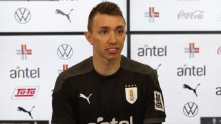 Empezó a entrenar la Selección y habló Muslera - Informes - DelSol 99.5 FM