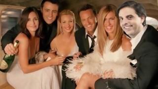 Jorge se puso a leer una noticia sobre Friends y terminó encontrando oro en los comentarios - La Charla - DelSol 99.5 FM