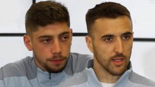 La W: hablaron Valverde y Vecino.  - Informes - DelSol 99.5 FM