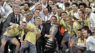 Incerteza não tem fim: Copa América a Brasil  - A la cancha - DelSol 99.5 FM