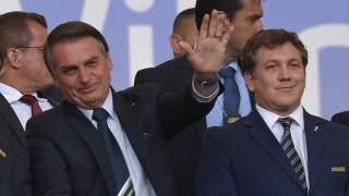 """Copa América en Brasil: el """"tema resuelto"""" de Bolsonaro y las condiciones a Conmebol - Denise Mota - DelSol 99.5 FM"""