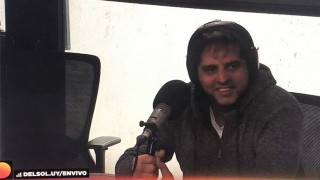 Jorge tuvo algunos inconvenientes para poder entrar a Twitch - La Charla - DelSol 99.5 FM