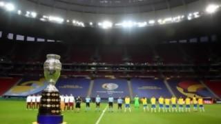 Martin Liberman nos habla del inicio de la Copa América - Audios - DelSol 99.5 FM