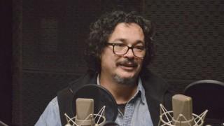 "Guillermo Casanova presentó ""Otra historia del mundo""  - Audios - DelSol 99.5 FM"