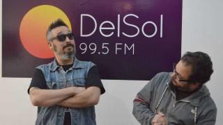 El duelo se definió por un golpe  - La batalla de los DJ - DelSol 99.5 FM