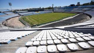 Ranchero desde el palco del Estadio (13/8/2017) - Ranchero - DelSol 99.5 FM