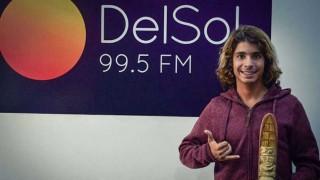 Julián Schweizer, el surfista uruguayo de élite mundial  - Entretiempo - DelSol 99.5 FM