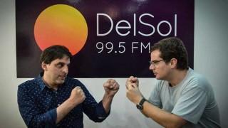 Resultado con goleada - La batalla de los DJ - DelSol 99.5 FM