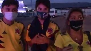 ¿Qué debe hacer la familia de colombianos que fuer a la Copa América pensando que podían entrar al estadio? - Sobremesa - DelSol 99.5 FM