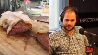 Diego Zas: directo a la final de Fuego Sagrado  - De pinche a cocinero - DelSol 99.5 FM