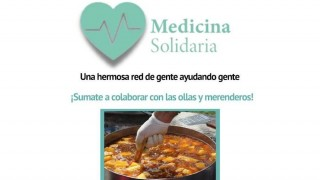 Daniel Drexler y la movida Medicina Solidaria - Hoy nos dice - DelSol 99.5 FM
