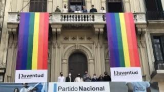 Bienvenides al Partido Nacional: el lenguaje inclusivo que no fue  - Arranque - DelSol 99.5 FM