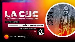 La CUC. La Clásica de Urgente Cosideración - Ciudadano ilustre - DelSol 99.5 FM