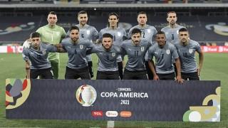 La rotación de Luis Suárez - Copa América 2021  - DelSol 99.5 FM