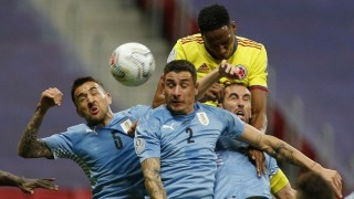 Uruguay 0 (2) - (4) 0 Colombia - Replay - DelSol 99.5 FM