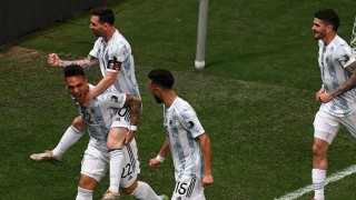 Argentina 1 (4) - (2) 1 Colombia  - Replay - DelSol 99.5 FM