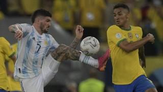 Brasil 0 - 1 Argentina - Replay - DelSol 99.5 FM