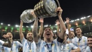 """La Copa """"Fiolionel"""" Messi  - Darwin - Columna Deportiva - DelSol 99.5 FM"""