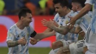 Juanjo Buscaglia feliz por ver a Argentina campeón de la Copa América - Audios - DelSol 99.5 FM