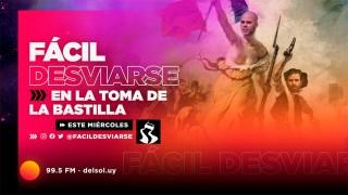 #LaTomaDeLaBastillaXFD - Arranque - DelSol 99.5 FM