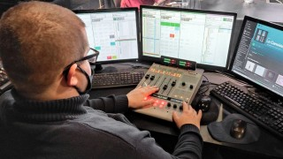 El operador de radio de karategui  - Entrada en calor - DelSol 99.5 FM
