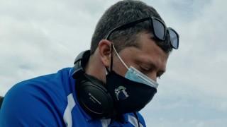 Valentino Perla, el Dj de la cancha negriazul - Audios - DelSol 99.5 FM