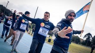 Sebastián Bauzá estuvo en el arranque de los Juegos Olímpicos DelSol2021 - Especiales - DelSol 99.5 FM