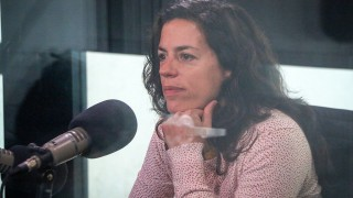 Maia Castro cantó en NTN antes de volver a los escenarios - Entrevistas - DelSol 99.5 FM