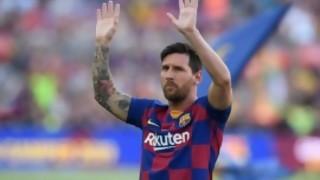 Messi y el president tarad - Darwin - Columna Deportiva - DelSol 99.5 FM