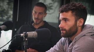"""La vida de Bruno Cetraro y Felipe Klüver y el espíritu de ir """"como una locomotora para adelante"""" - Charlemos de vos - DelSol 99.5 FM"""