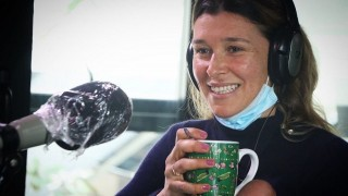 """La vida de Alfonsina Maldonado y cómo la sala de quemados fue """"lo más difícil"""" de superar - Charlemos de vos - DelSol 99.5 FM"""