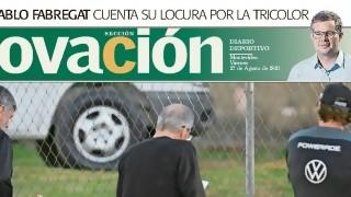 Un croqueta que llegó a la tapa de Ovación  - La Charla - DelSol 99.5 FM