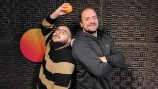 Rak & Balmelli juntaron Cine & Básquetbol  - Alerta naranja: basket - DelSol 99.5 FM